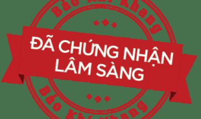 Chứng minh công dụng của Bảo Khí Khang cho BN Hen, COPD, Viêm phế quản mạn