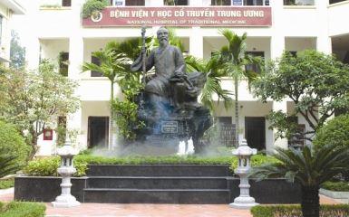 Bảo Khí Khang đã được chứng minh công dụng tại BV Y học cổ truyền Trung ương